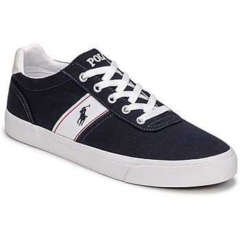 Se Sneakers Polo Ralph Lauren  HANFORD RECYCLED CANVAS ved Spartoo