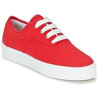 Sko Dame Lave sneakers Yurban PLUO Rød