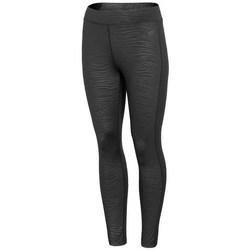 textil Dame Leggings 4F LEG016 Sort