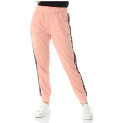 textil Dame Træningsbukser Fila Jacoba Track Pants W Pink