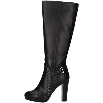 Sko Dame Chikke støvler Gattinoni PINMD0920WC BLACK