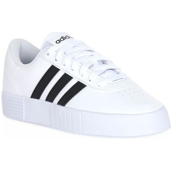 Se Sneakers adidas  Court Bold ved Spartoo