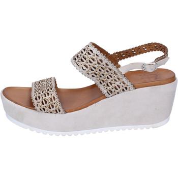 Sko Dame Sandaler Femme Plus Sandaler BJ892 Beige