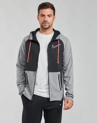 textil Herre Sweatshirts Nike M NK TF HD FZ NVLTY Sort / Hvid