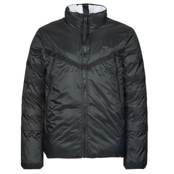 textil Herre Dynejakker Nike M NSW TF RPL REVIVAL REV JKT Sort