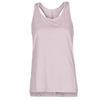 Se Toppe / T-shirts uden ærmer Nike  NIKE YOGA ved Spartoo