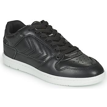 Sko Lave sneakers Hummel POWER PLAY Sort