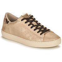 Sko Dame Lave sneakers Victoria BERLIN METAL Beige