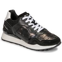 Sko Dame Lave sneakers Bullboxer 939004E5C_BLWH Sort