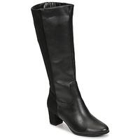 Sko Dame Chikke støvler Spot on F50366 Sort