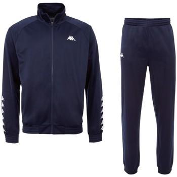 textil Herre Træningsdragter Kappa Till Training Suit Blå