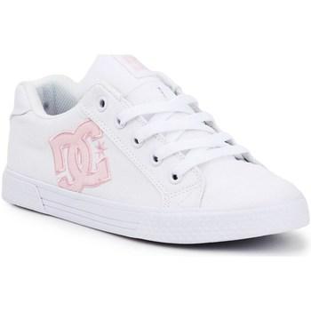 Sko Dame Lave sneakers DC Shoes ADJS300243WPW Hvid