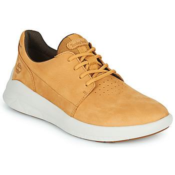 Sko Herre Lave sneakers Timberland BRADSTREET ULTRA LTHR OX Beige