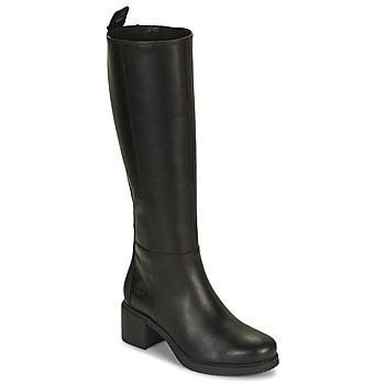 Sko Dame Chikke støvler Timberland DALSTON VIBE TALL BOOT Sort