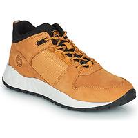 Sko Børn Lave sneakers Timberland SOLAR WAVE LOW Hvede