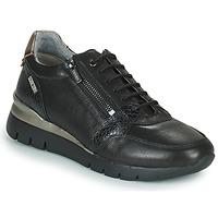 Sko Dame Lave sneakers Pikolinos CANTABRIA Sort