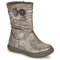 Sko Pige Chikke støvler Chicco CAROL Sølv
