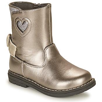 Sko Pige Chikke støvler Chicco CALLINA Sølv