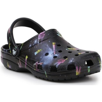 Sko Børn Sandaler Crocs Classic Out Of This World II 206818-001 black