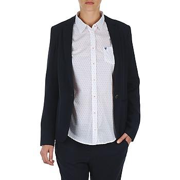 textil Dame Jakker / Blazere Marc O'Polo CLOTHILDE Marineblå