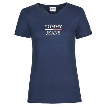 T-shirts m. korte ærmer Tommy Jeans  TJW SKINNY ESSENTIAL TOMMY T SS