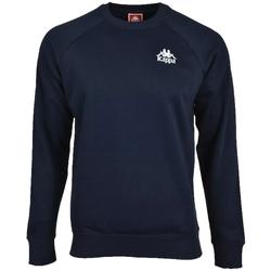 textil Herre Sweatshirts Kappa Taule Sweatshirt Blå