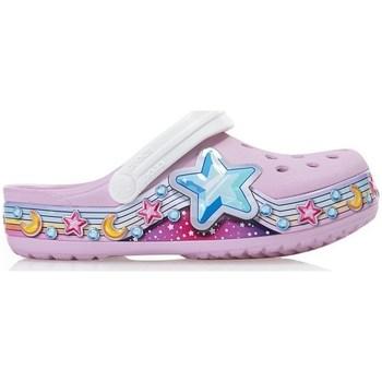 Sko Børn Sandaler Crocs Fun Lab Pink
