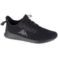 Sko Herre Lave sneakers Kappa Capilot Sort