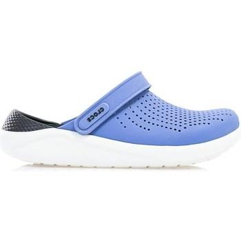 Sko Herre Tøfler Crocs Literide Blå