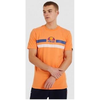 textil Herre T-shirts m. korte ærmer Ellesse CAMISETA CORTA HOMBRE  SHI09758 Orange
