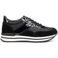 Sko Dame Lave sneakers Lumberjack SW04805 010 V91 Sort