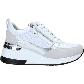Sko Dame Lave sneakers Keys K-4150 hvid