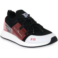 Sko Herre Lave sneakers Richmond BIANCO GUM Bianco