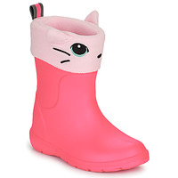 Sko Pige Gummistøvler Isotoner 99314 Pink