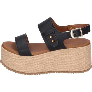Sko Dame Sandaler Sara Collection Sandaler BJ920 Sort