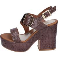 Sko Dame Sandaler Sara Collection Sandaler BJ924 Brun