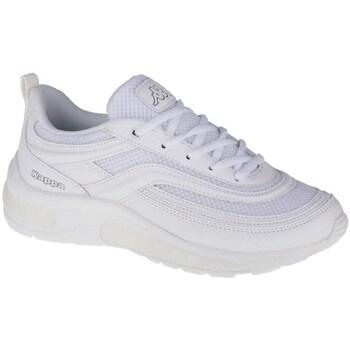 Sko Dame Lave sneakers Kappa Squince Hvid