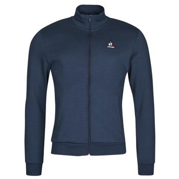 textil Herre Sportsjakker Le Coq Sportif ESS FZ SWEAT N 3 M Marineblå