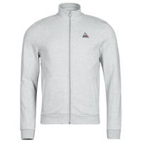 textil Herre Sportsjakker Le Coq Sportif ESS FZ SWEAT N 3 M Grå / Marmoreret