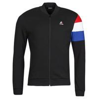 textil Herre Sportsjakker Le Coq Sportif TRI FZ SWEAT N 1 M Sort