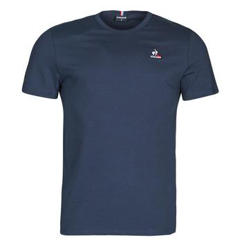 textil Herre T-shirts m. korte ærmer Le Coq Sportif ESS TEE SS N 3 M Marineblå