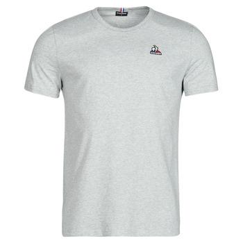 textil Herre T-shirts m. korte ærmer Le Coq Sportif ESS TEE SS N 3 M Grå / Marmoreret