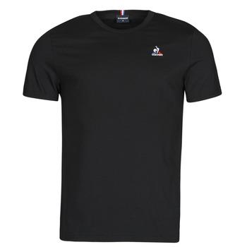 textil Herre T-shirts m. korte ærmer Le Coq Sportif ESS TEE SS N 3 M Sort
