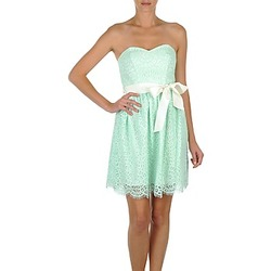 textil Dame Korte kjoler Morgan RORT Grøn