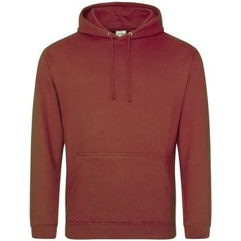 textil Sweatshirts Awdis College Red/Rust
