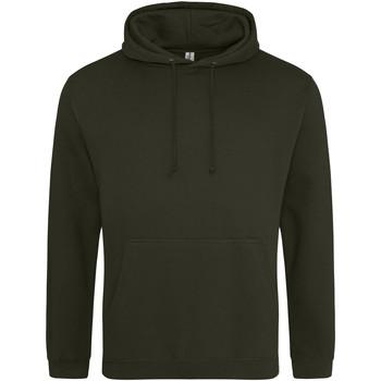textil Sweatshirts Awdis College Combat Green