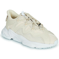 Sko Dame Lave sneakers adidas Originals OZWEEGO PLUS W Beige