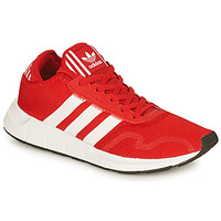 Sko Herre Lave sneakers adidas Originals SWIFT RUN X Rød / Hvid