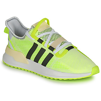 Sko Herre Lave sneakers adidas Originals U_PATH RUN Hvid / Gul
