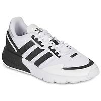 Sko Lave sneakers adidas Originals ZX 1K BOOST Hvid / Sort